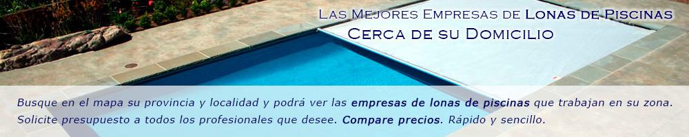 Directorio guia de empresas de cubiertas y lonas de for Empresas de piscinas